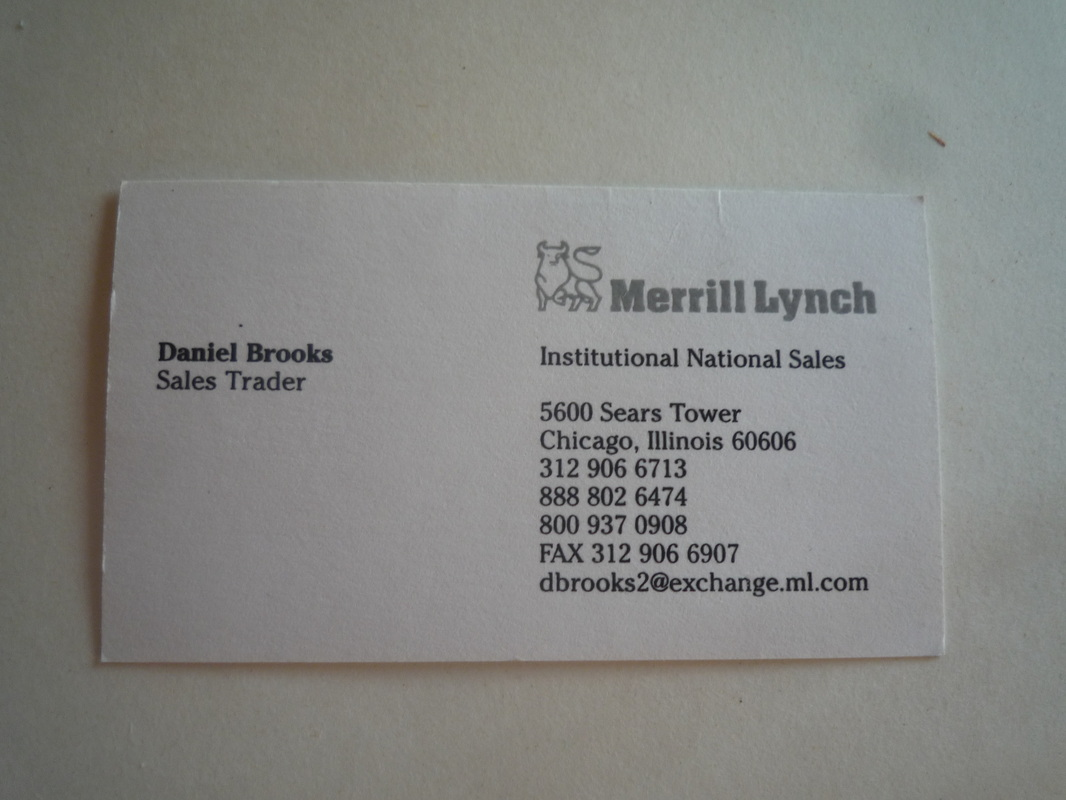 business cards - Merrill Business Cards